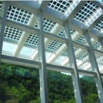 Photo of Transparent BIPV Roofs