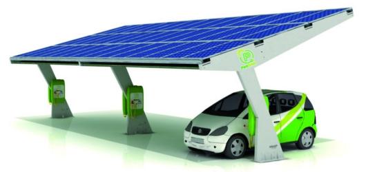 Solar Parking Solutions