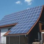 Photo of Rack Mounted PV Systems