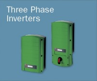 Photo of Three Phase Solar Inverters