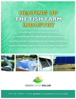 Photo of Solar Thermal for Fish Farm Industry
